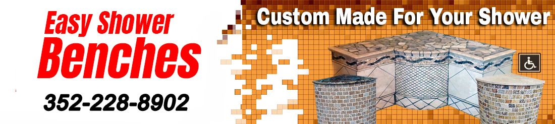 Easy Shower Bench